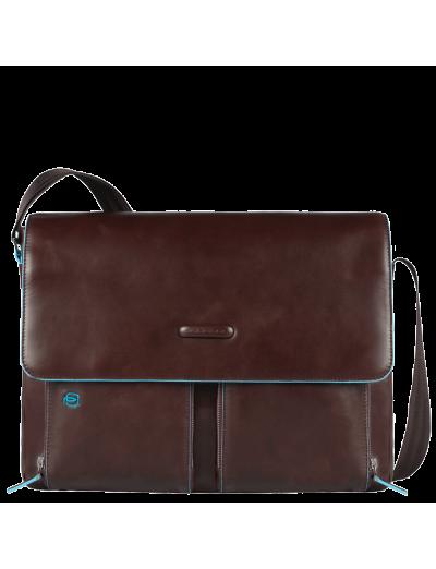 Blue Square Хоризонтална чанта с отделение за iPad/iPad Air в цвят махагон - Сравняване на продукти