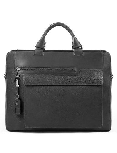 Vostok Мъжка чанта с две отделения в черен цвят - Сравняване на продукти