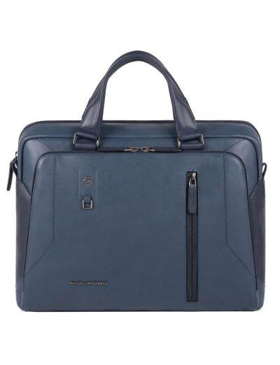 """Hakone Бизнес чанта с отделение за iPad AIR - iPad Pro 9,7/iPad 11"""" в син цвят - Сравняване на продукти"""