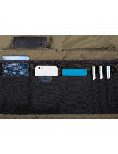 """Brief Хоризонтална чанта с отделение за iPad AIR - iPad Pro 9,7/iPad 11"""" черен цвят - Сравняване на продукти"""