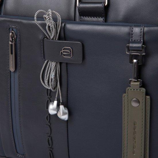"""Urban Хоризонтална чанта с отделение за iPad AIR - iPad Pro 9,7/iPad 11"""" в черен цвят - Дамски бизнес чанти"""