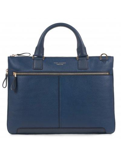 Archimede Бизнес чанта за iPad/iPad®Air/Air2 с разширение тъмно син цвят - Archimede