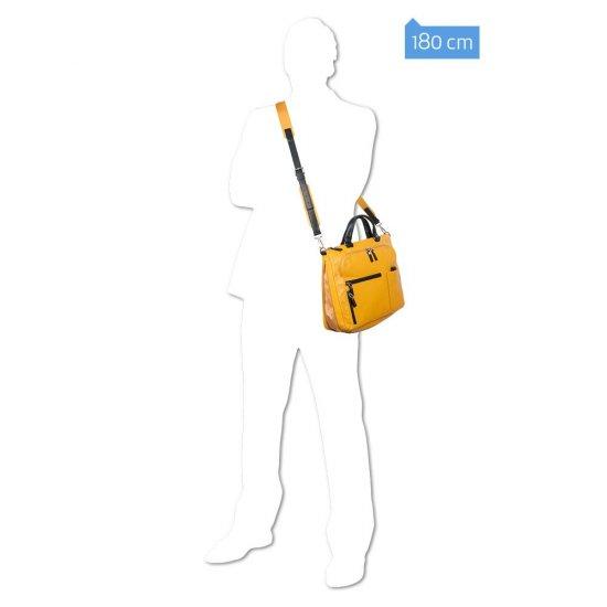 """Spock Бизнес чанта за iPad/iPad®Air/Air2 с разширение за 15"""" лаптоп тъмно син цвят - Дамски бизнес чанти"""