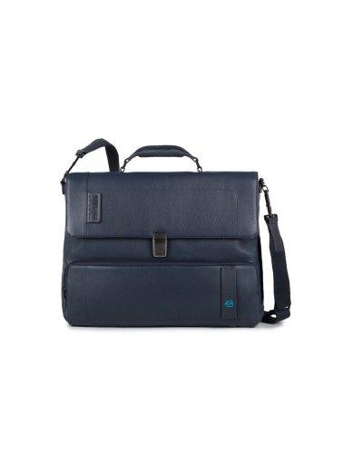Pulse Бизнес чанта за 15,6 инча лаптоп и iPad®Air/Pro 9.7 в тъмно син цвят - Pulse
