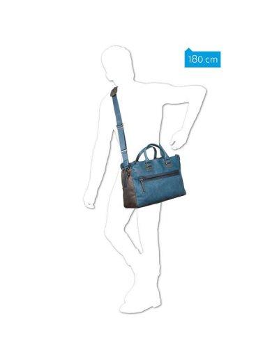 TAU Чанта с отделение за iPad®Air/Air2 и 15,6'' лаптоп - Мъжки бизнес чанти