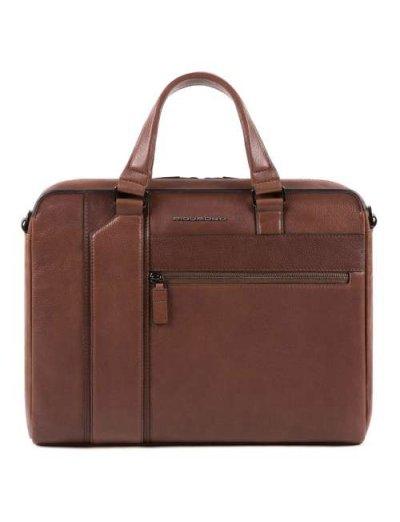 """KOBE Тънка чанта с отделение за iPad AIR - iPad Pro 9,7/iPad 11"""" в кафяв цвят - Сравняване на продукти"""