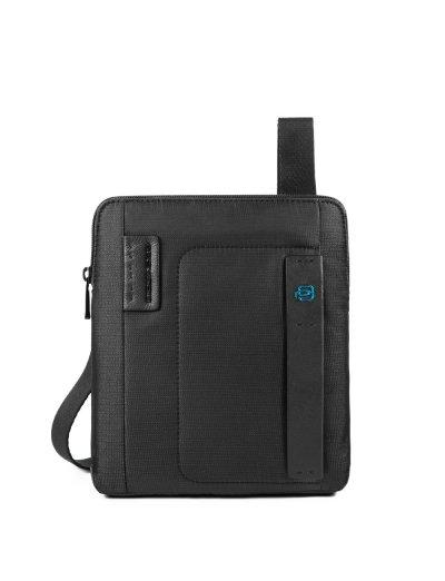 """Вертикална чантичка за рамо с отделение за iPad AIR - iPad Pro 9,7/iPad 11"""" в черен цвят - Сравняване на продукти"""