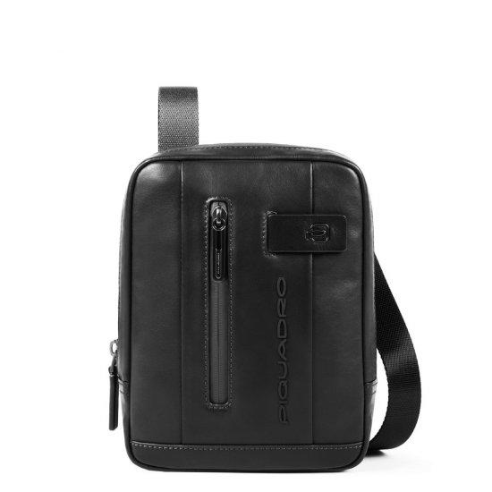 Urban Вертикална чантичка за рамо с отделение за iPad MINI_ MINI 2_ iPad MINI 3 в черен цвят - Чанти за рамо и кръст
