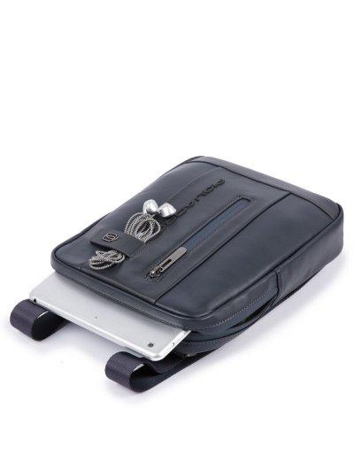 Urban Вертикална чантичка за рамо с отделение за iPad MINI_ MINI 2_ iPad MINI 3 сиво/черно - Сравняване на продукти