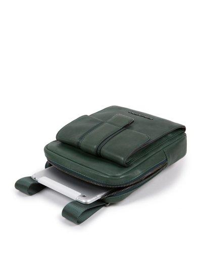 KOBE Вертикална чантичка за рамо с отделение за iPad MINI_ MINI 2_ iPad MINI 3 в син цвят - Сравняване на продукти