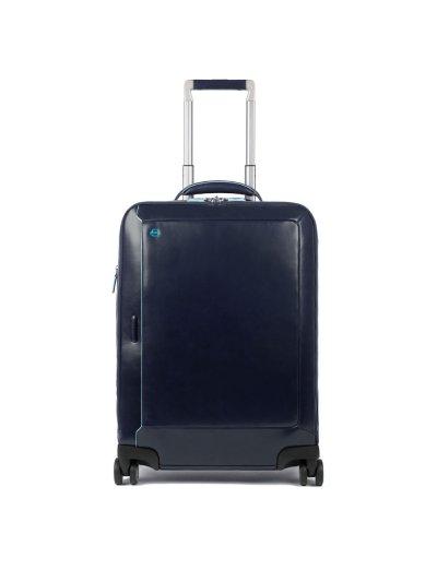 """Blue Square Спинер на 4 колела с отделение за 15,6"""" лаптоп и  iPad® в тъмно син цвят - Сравняване на продукти"""