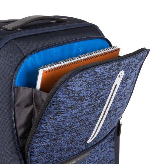 Coleos Спинер на 4 колела 68 см. височина син цвят - Куфари