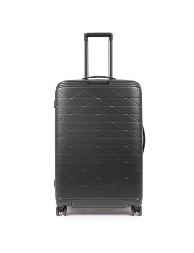 PIQBIZ Спинер на 4 колела 75 см височина в черен цвят - Сравняване на продукти