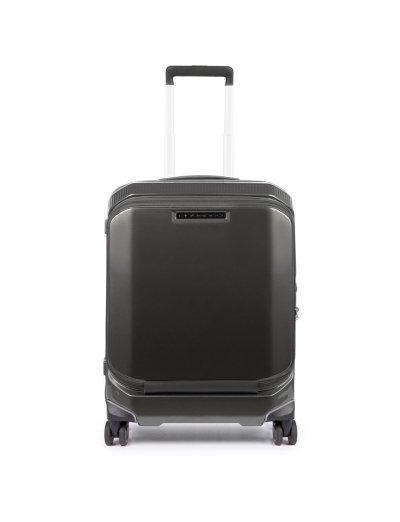 PiQ3 Спинер на 4 колела 55см. височина с отделение за iPad® в черен цвят - Сравняване на продукти