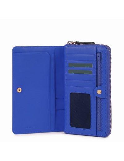 Rand Луксозен дамски портфейл от естествена кожа с отделение за карти - Дамски портфейли