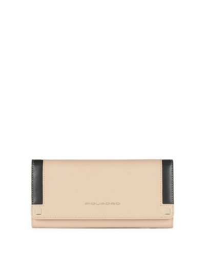 Rand Луксозен дамски портфейл от естествена кожа с две прегради - Дамски портфейли