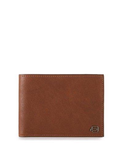 Black Square Мъжки портфейл от естествена кожа с отделения за карти - Сравняване на продукти