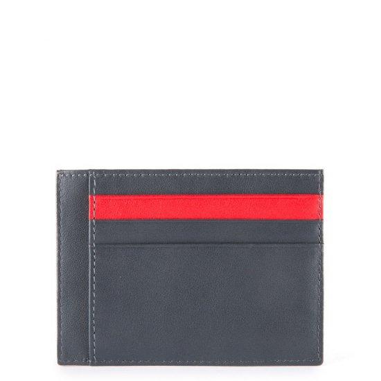 Urban Калъф за кредитни карти сив цвят - Дамски портфейли