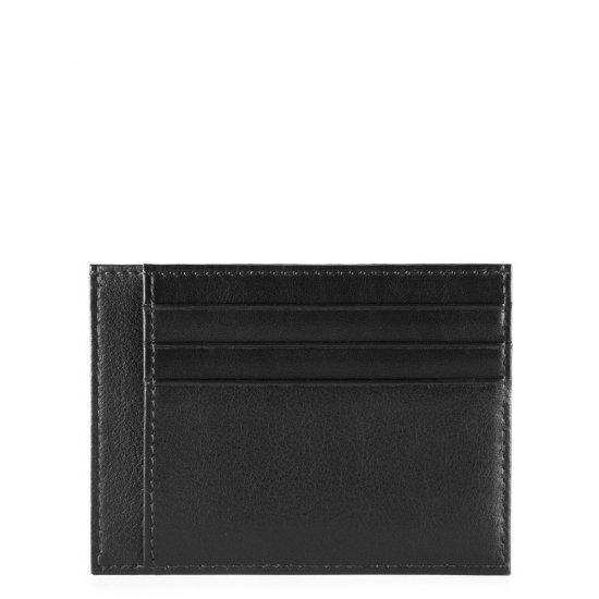 Urban Калъф за кредитни карти черен цвят - Дамски портфейли