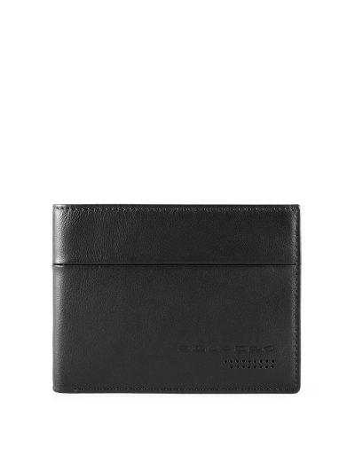 Urban Мъжки портфейл с мобилен калъф за карти и RFID защита в черен цвят - Сравняване на продукти