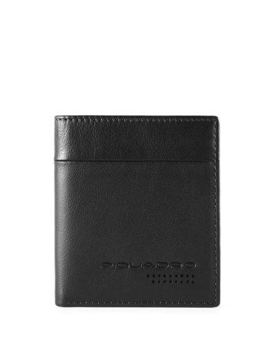 Urban кожен портфейл за документи в черен цвят - Аксесоари