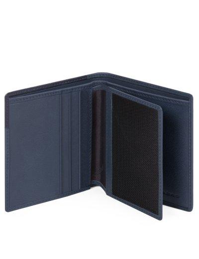 HAKONE кожен портфейл за документи в син цвят - Сравняване на продукти