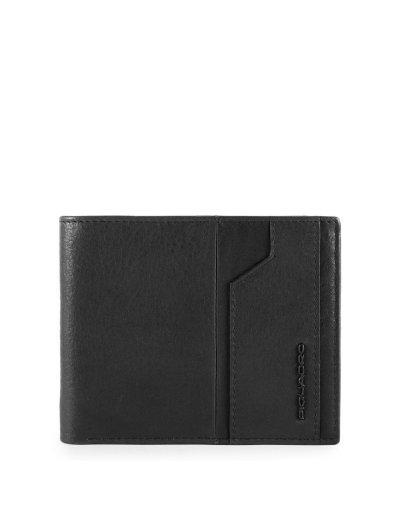 KOBE Мъжки портфейл с мобилен калъф за карти и RFID защита в черен цвят - Сравняване на продукти