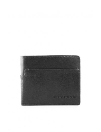 Vostok Мъжки портфейл с мобилен калъф за карти и RFID защита в черен цвят - Сравняване на продукти