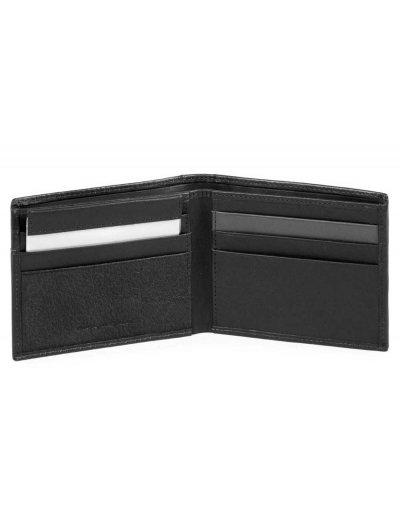 Vanguard Мъжки портфейл с мобилен калъф за карти и RFID защита в черен цвят - Сравняване на продукти