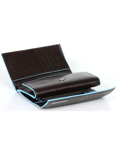 Blue Square Луксозен дамски портфейл с двойно прихлупване - Сравняване на продукти