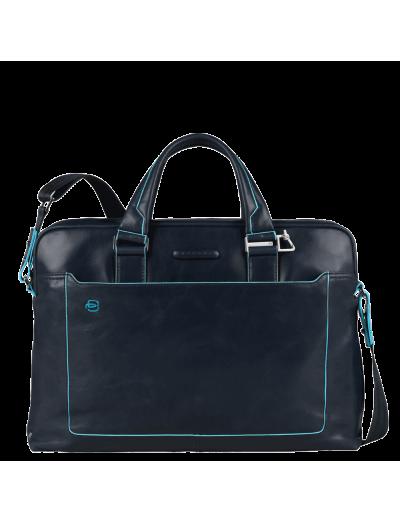 Blue Square Луксозна дамска чанта с отделение за iPad Air/Air2 в тъмно син цвят - Сравняване на продукти