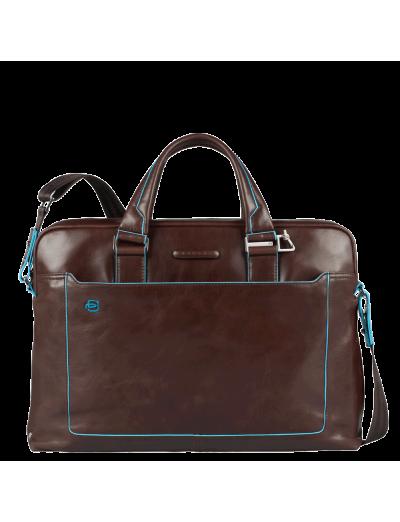 Blue Square Луксозна дамска чанта с отделение за iPad Air/Air2 в тъмно кафяв цвят - Сравняване на продукти
