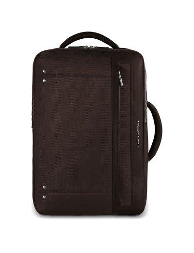 Link Бизнес куфар за 15.6 инча лаптоп и отделение за iPad®Air/iPad®Air2 в кафяв цвят - Link