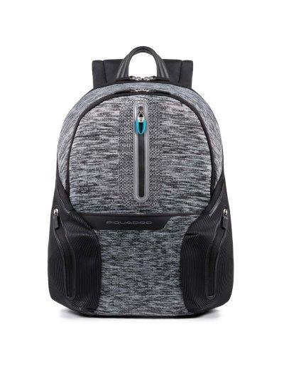 Coleos Раница за лаптоп с отделение за iPad®Air/Pro 9,7 и извод за USB и micro-USB сив цвят -