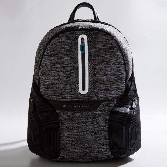 Coleos Раница за лаптоп с отделение за iPad®Air/Pro 9,7 и извод за USB и micro-USB сив цвят - Бизнес раници