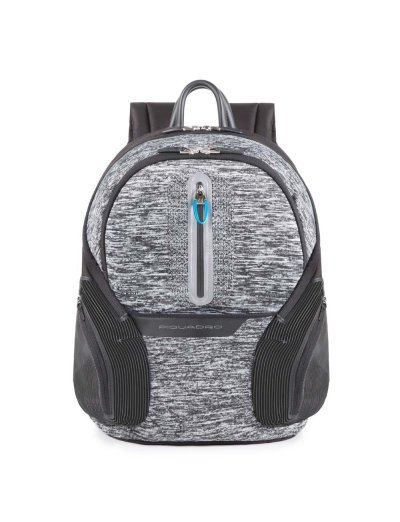Coleos Раница за лаптоп с отделение за iPad®Air/Pro 9,7 и извод за USB и micro-USB  сив цвят - Coleos