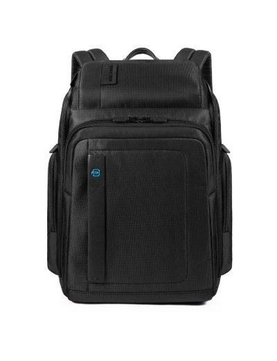 """Раница с отделение за iPad®10,5""""/iPad 9,7"""" и 15.6"""" лаптоп в черен цвят - Сравняване на продукти"""