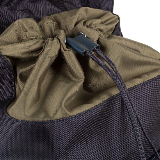 """Brief Раница с отделение за 15.6"""" лаптоп зелен камуфлаж - Бизнес раници"""