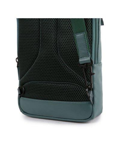 """Kyoto Раница с една презрамка и отделение за iPad AIR - iPad Pro 9,7/iPad 11"""" в черен цвят - Сравняване на продукти"""