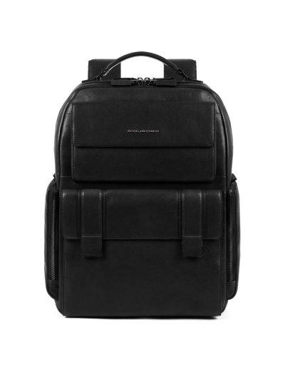 KOBE Раница за 15,6 инча лаптоп подходяща за ръчен багаж на борда на самолет в черен цвят - Сравняване на продукти