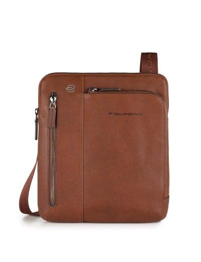 Black Square Вертикална чантичка за рамо с отделение за  iPad®Air/Pro 9.7 в светло кафяв цвят - Сравняване на продукти