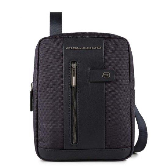 Brief Вертикална чантичка за рамо с отделение за iPad AIR - iPad Pro 9,7 в тъмно син цвят - Чанти за рамо и кръст
