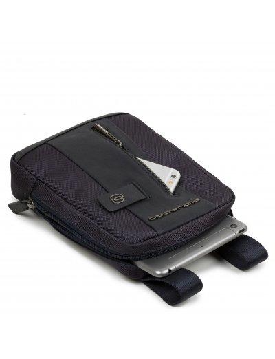 Brief Вертикална чантичка за рамо с отделение за iPad MINI_ MINI 2_ iPad MINI 3 черен цвят - Сравняване на продукти