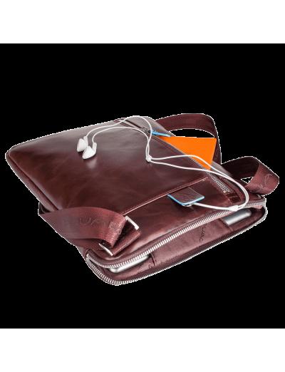 Blue Square Компактна вертикална чантичка за рамо с отделение за iPad/iPad Air в тъмно син цвят - Сравняване на продукти