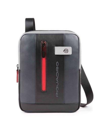 """Urban Чантичка за през рамо с отделение за iPad®10,5""""/iPad 9,7"""" сиво/черно - Сравняване на продукти"""