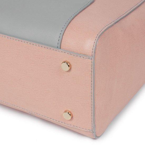 Дамска чанта с отделение за iPad®/iPad®Air/Air2 в син цвят - Дамски бизнес чанти