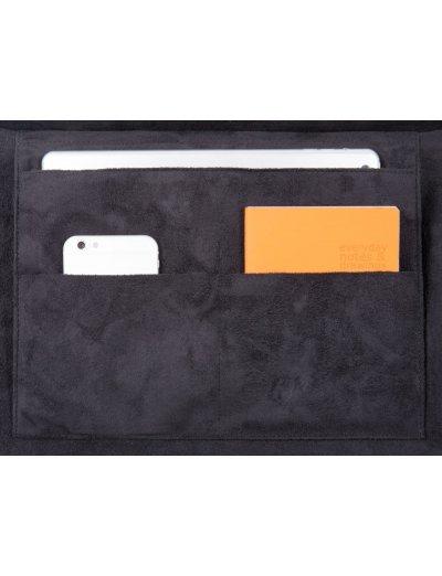 Хоризонтална дамска чанта с отделение за iPad mini  - Дамски бизнес чанти