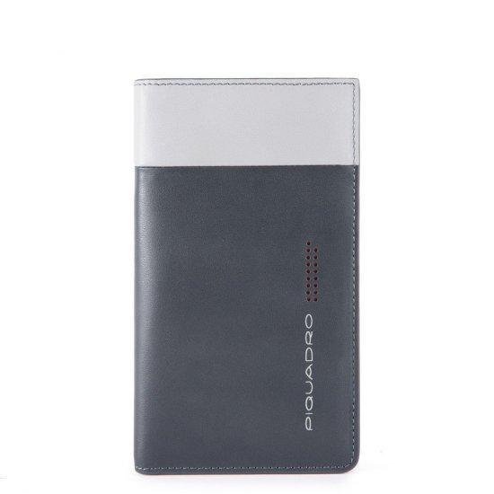 """Urban Калъф за iPhone®XS Max 6,5"""" цвят синьо и сиво -"""