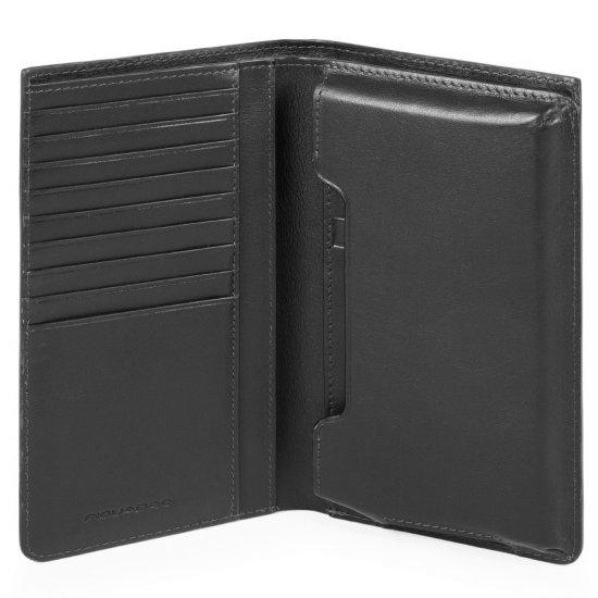 """Urban Калъф за iPhone®XS Max 6,5"""" черен цвят - Дамски портфейли"""