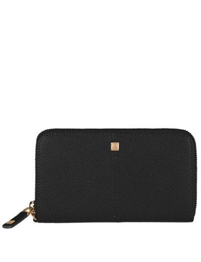 Хоризонтален дамски портфейл с отделение за iPhone5 в черен цвят - Сравняване на продукти